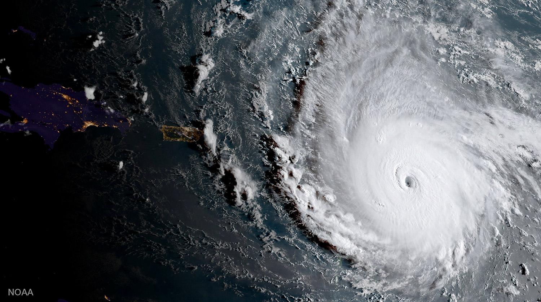 На США насувається новий потужний ураган