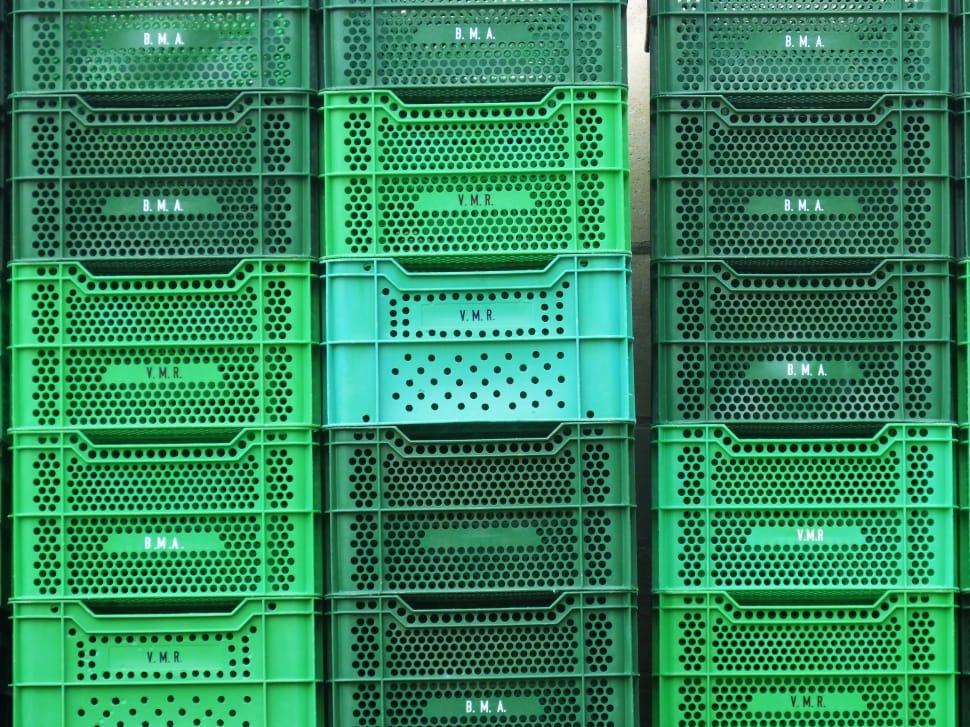 Пластикові ящики в оренду – на сьогодні справжня реальність